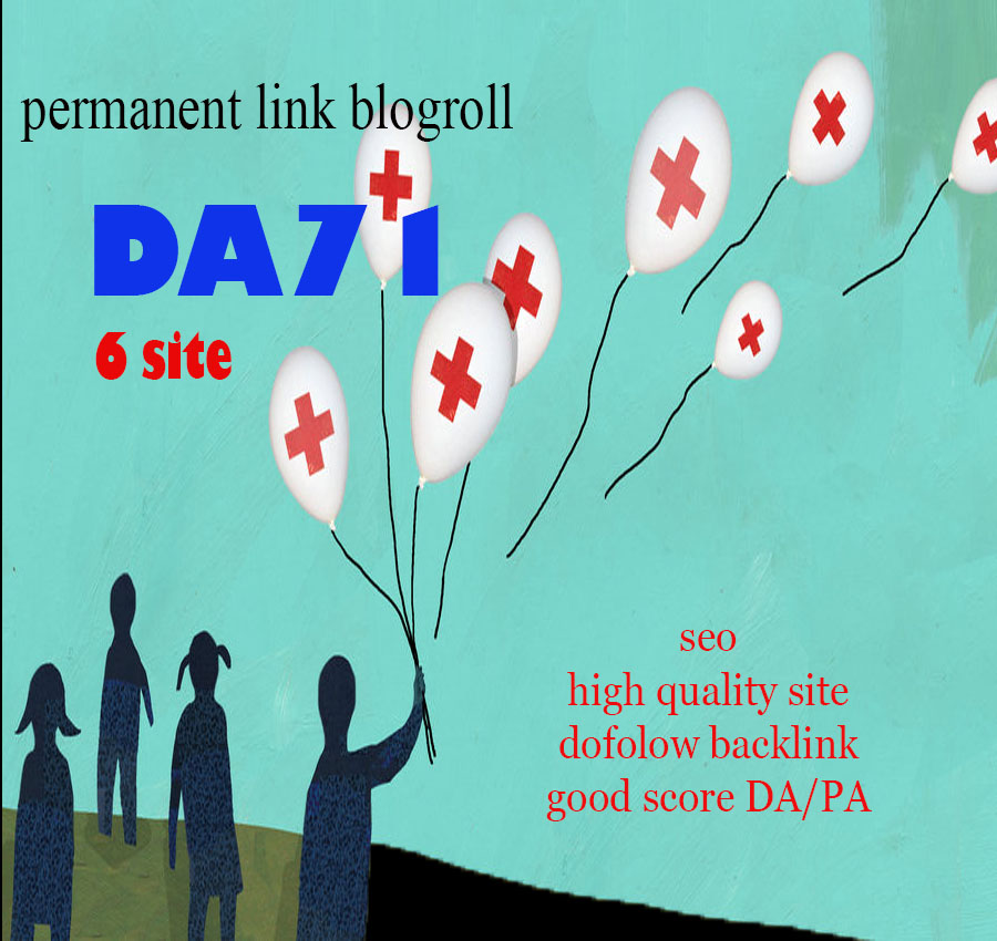 Give U Blogroll Links DA71x6  HEALTH sites