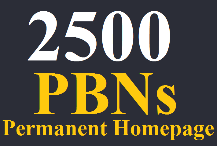 2500 web 2.0 DA 80+ Permanent Blogs Homepage Backlinks - Manual work Whitehat
