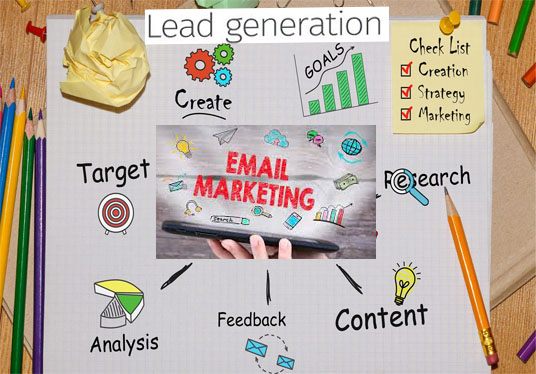Umm collect valid lead for email marketing solution for