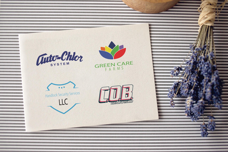 l design an unique logo for you business