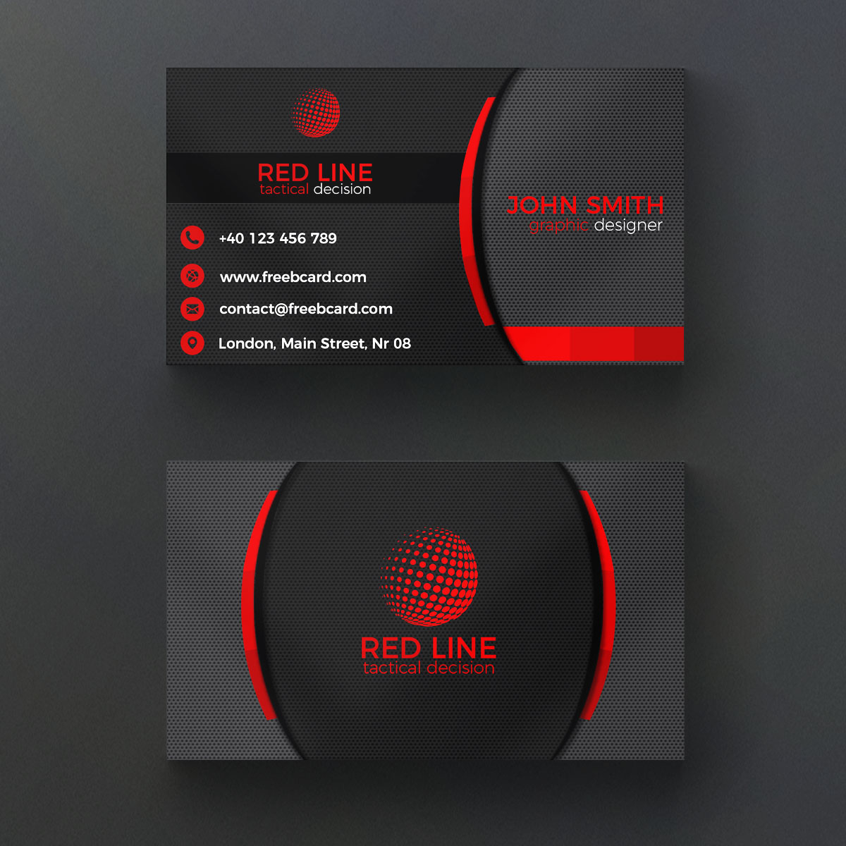 2 PROFESSIONAL Business Card Design