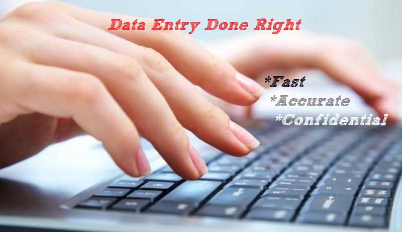 I'll help you with your data entry tasks,  in fast and accurate manner.