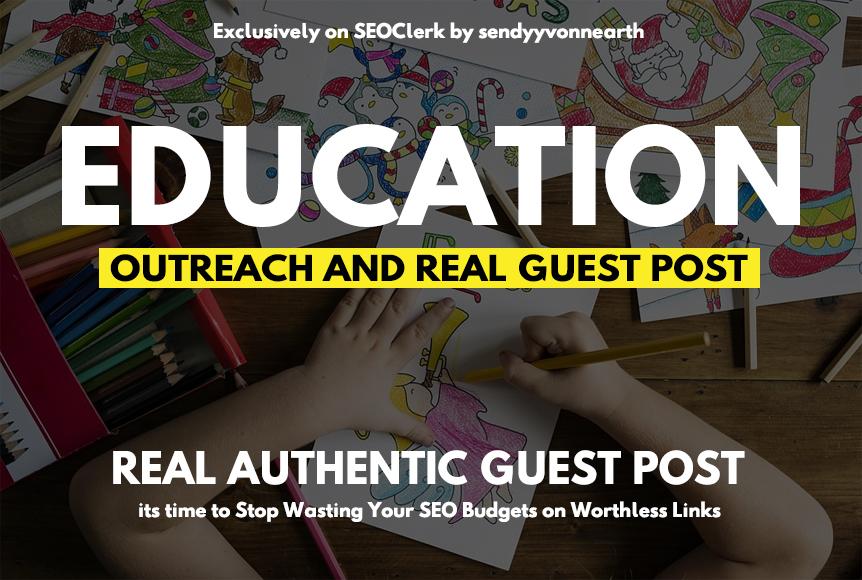 Publish guest post on edublogs