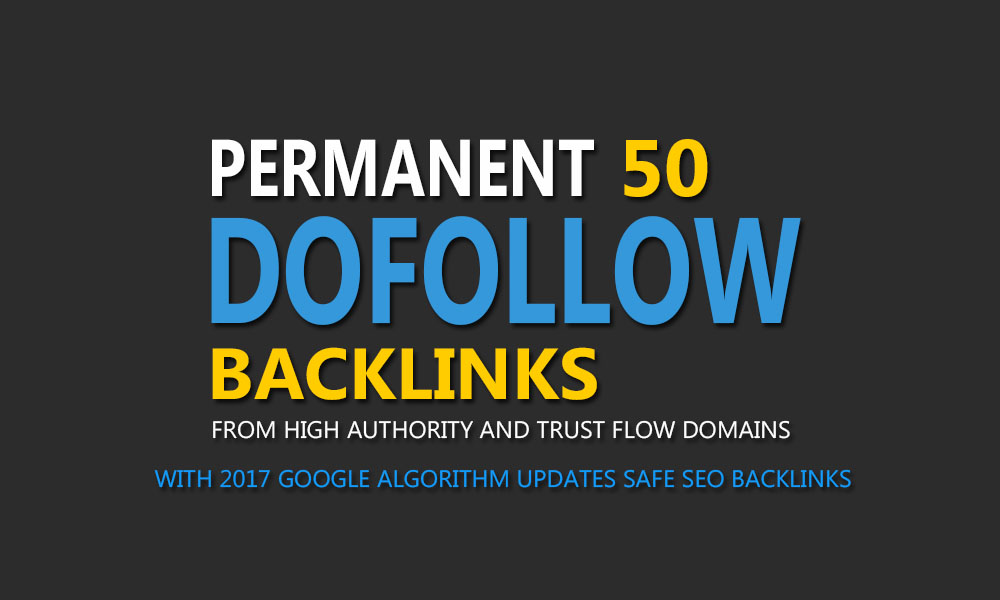 Skyrocket your Google ranking 50 PR-9-6 Up Do-follow Backlink