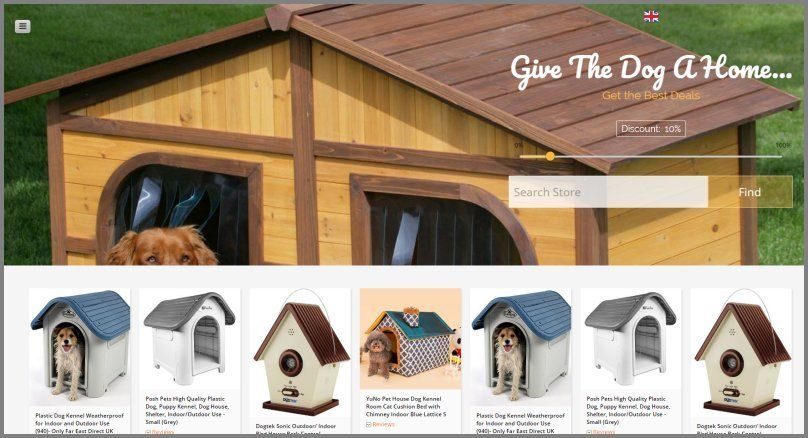 DOG HOUSE Amazon Affiliate Website That is Guaranteed To Convert & Rank Well on Google