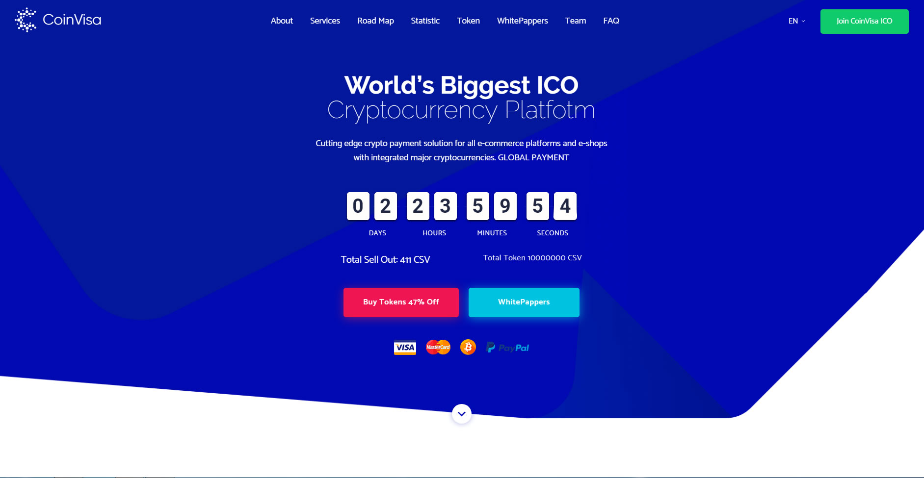 Readymade ico Script Buy token,  Refer 3 level, Wallet Setting