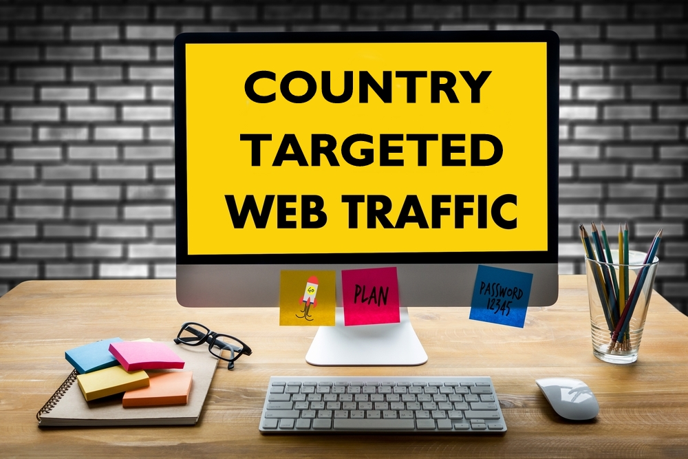 drive human visitors to any kind of your website 6000+ daily visitors for 30 days for 25