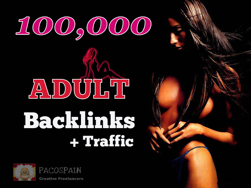 provide 2000+ adiults traffic to your xxx website for $10