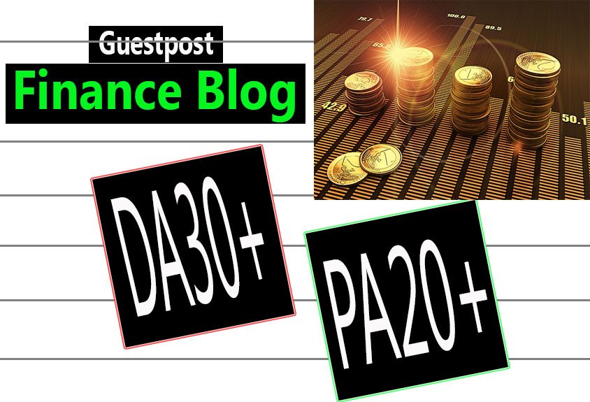 do guest post in DA30 HQ FINANCE blog