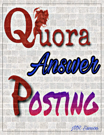 Promote your wibsite with 10 high quality Quora Answer