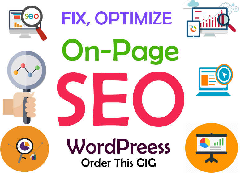Fix and Optimize On-Page SEO of your WordPress Site