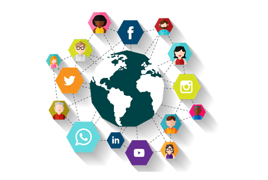 promote you website on high social media accounts