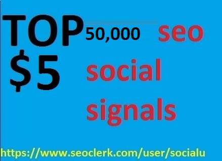 50,000 Powerful Seo Social Signals Come From PR9 Google Share Pinterest Shares signals Bookmark