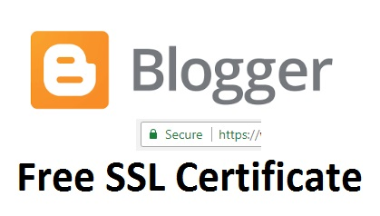 Free SSL Certificate for Blogger site Setup and configuration