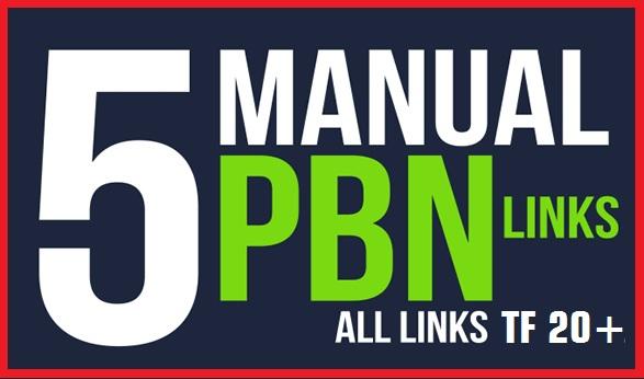 5 Powerful Do-Follow PBN Backlinks With TF 20+