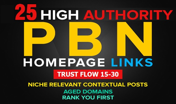 ★★LOWEST PRICE!★★ 25 Homepage Permanent TF 20+ Sticky Posts Forever