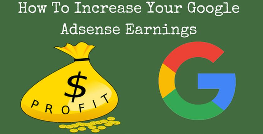 Teach you how to increase adsense earning