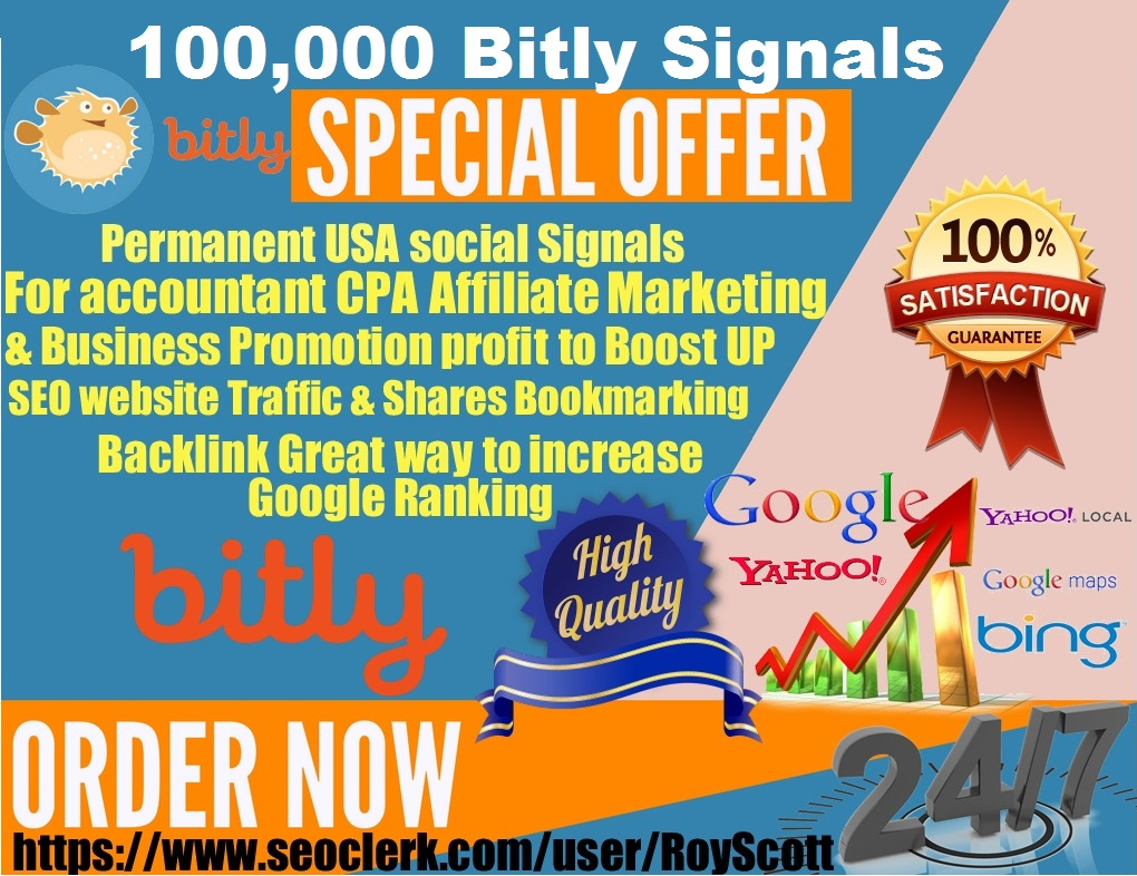 100,000 Permanent Social Signals For Business Promotion Affiliate Marketing & Help To Increase SEO Website Traffic & Bookmarks Share Important Google Ranking Factors
