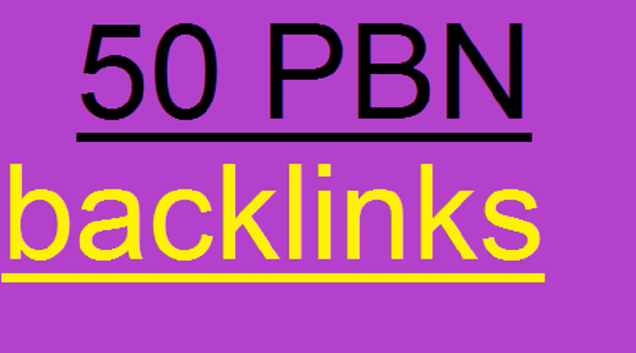 Create 50 PBN Blog Network with niche related articles and Indexing