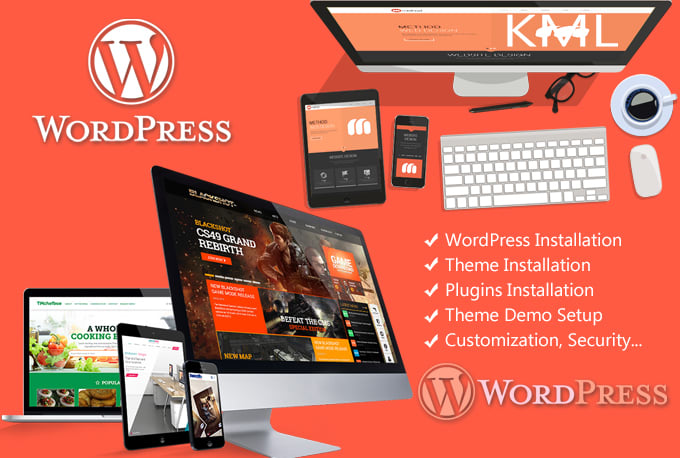 Install Wordpress Website Exactly As Like Demo Theme