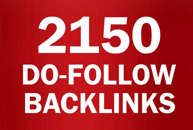 2150 Do follow Blogs Backlinks high PR-0 - PR-9 And DA 80+ / Blast Your SEO Ranking