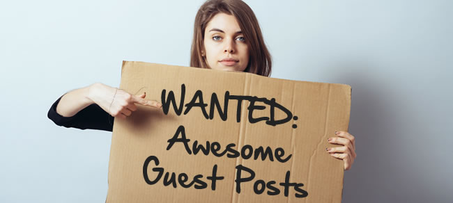 3 guest post powerful backlinks with article