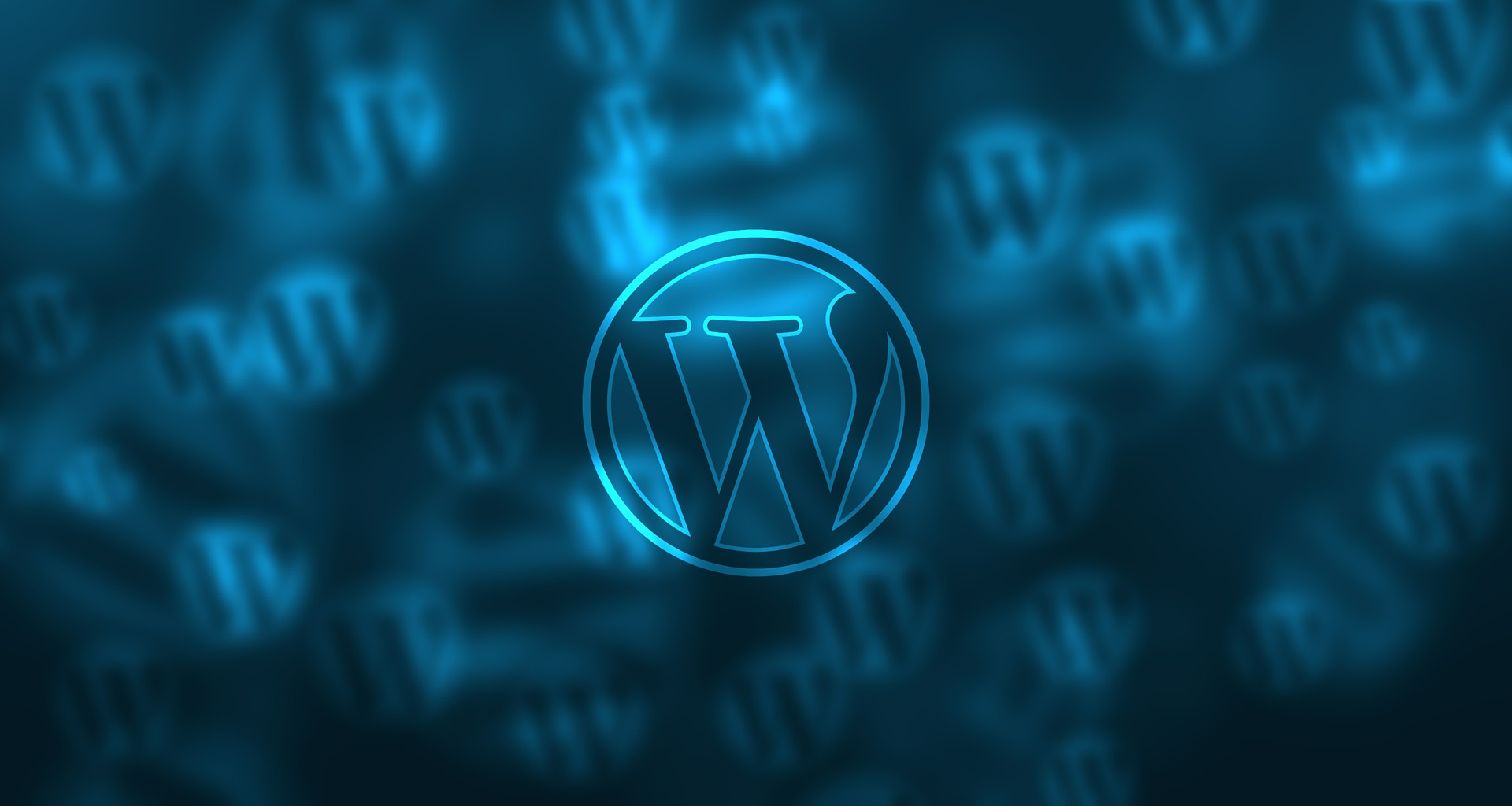 Install the latest Wordpress script with a template suitable for your site as fast