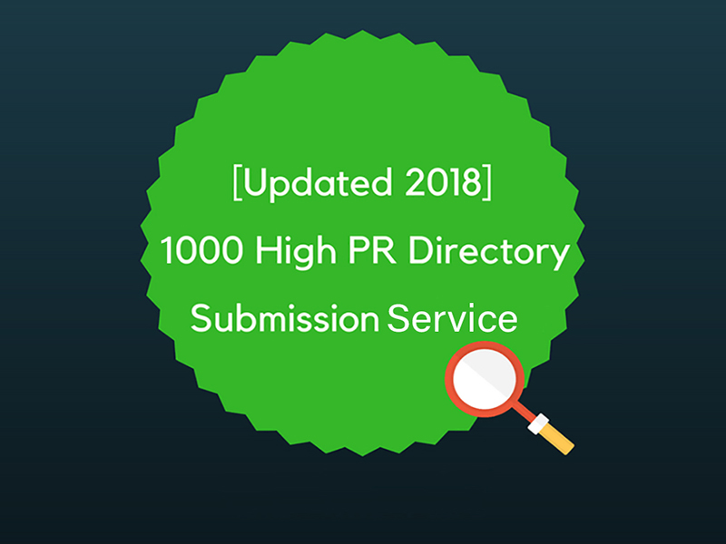 Do 100 Niche Directory Submission Manually
