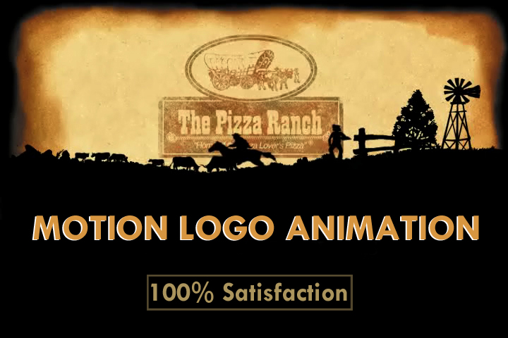 Logo Animation Business Or Professional