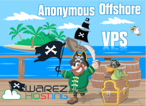 Warez SSD HOSTING Private & Anonymous VPS Hosting DMCA Ignored for $5