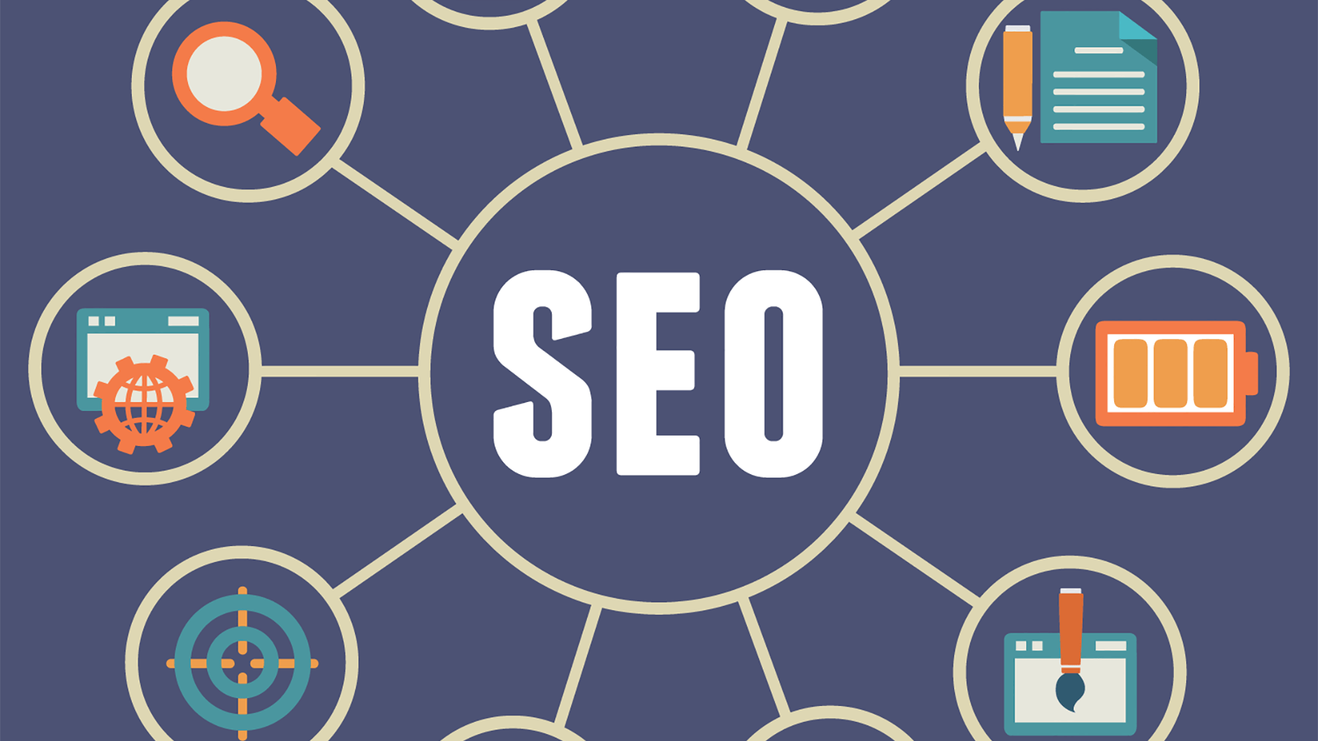 Provide a monthly SEO Management