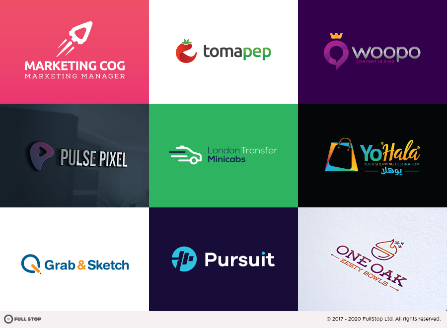 Design Minimal, Wordmark, Signature Logo For Your Business