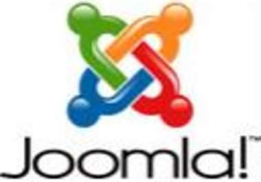 set up your Joomla website!!!