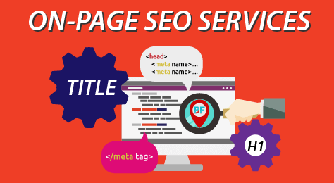 SEO Onpage Services Google First Page Ranking Services
