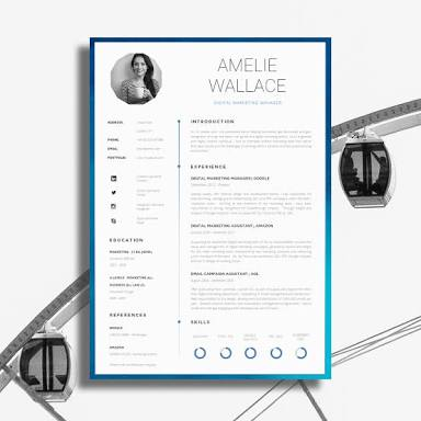 Design Resume,Cv,Cover Letter, Design Resume