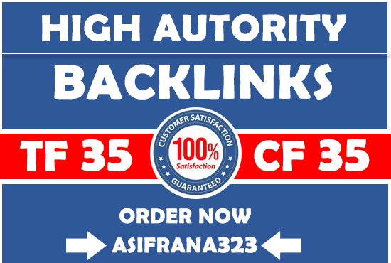5 High Authority PBN Backlinks