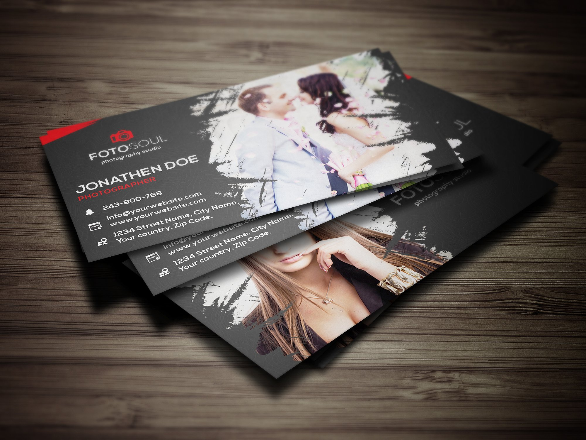 business card for your business