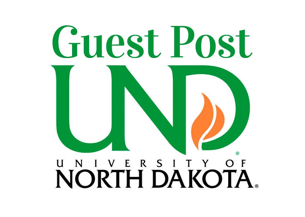 Publish a guest post on und.edu (University of North Dakota)