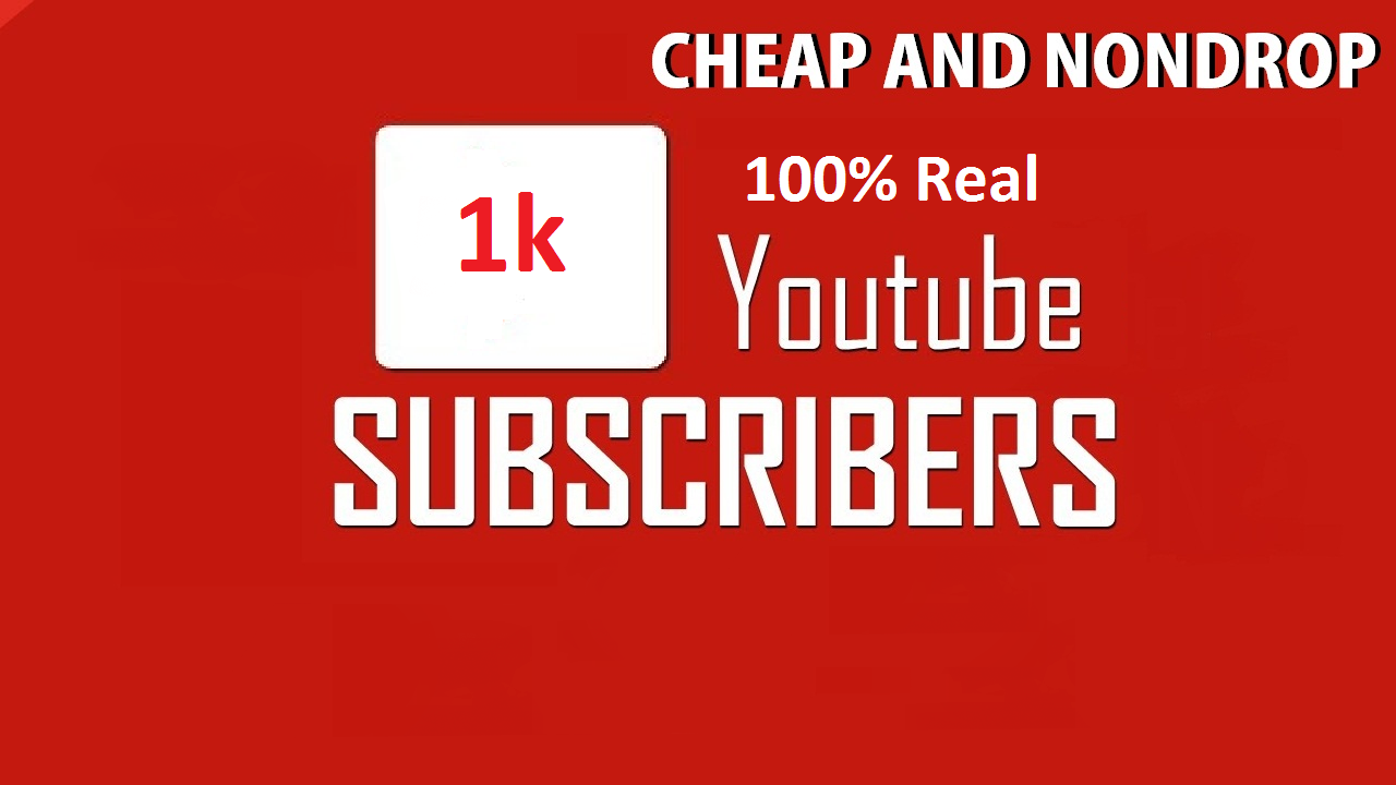 1000 subscribers for $5