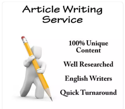Do 5x500 SEO Article Writing,  Blog Writing,  Content Writing