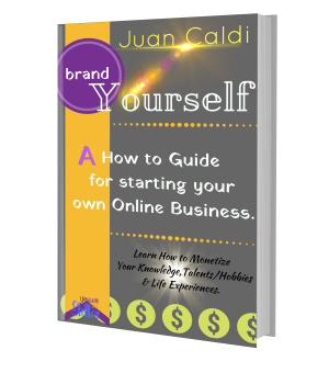 BRAND YOURSELF! Monetize your Knowledge......
