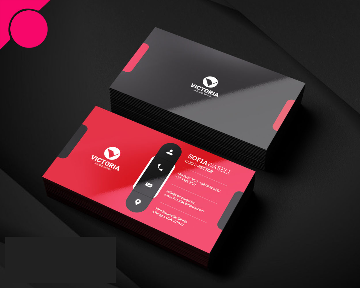 design professional business cards for you for 20  seoclerks