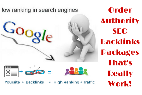 Fire Up Your Google Rank With Authority SEO Backlinks