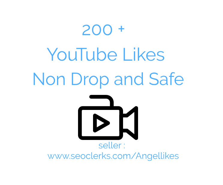 Get YouTube Video Promotion with new 200+ Non Drop on your Video