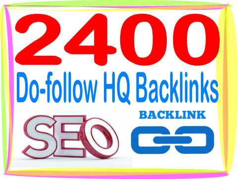 Boost Site Alexa Rank with HQ 2400 Do Follow backlinks