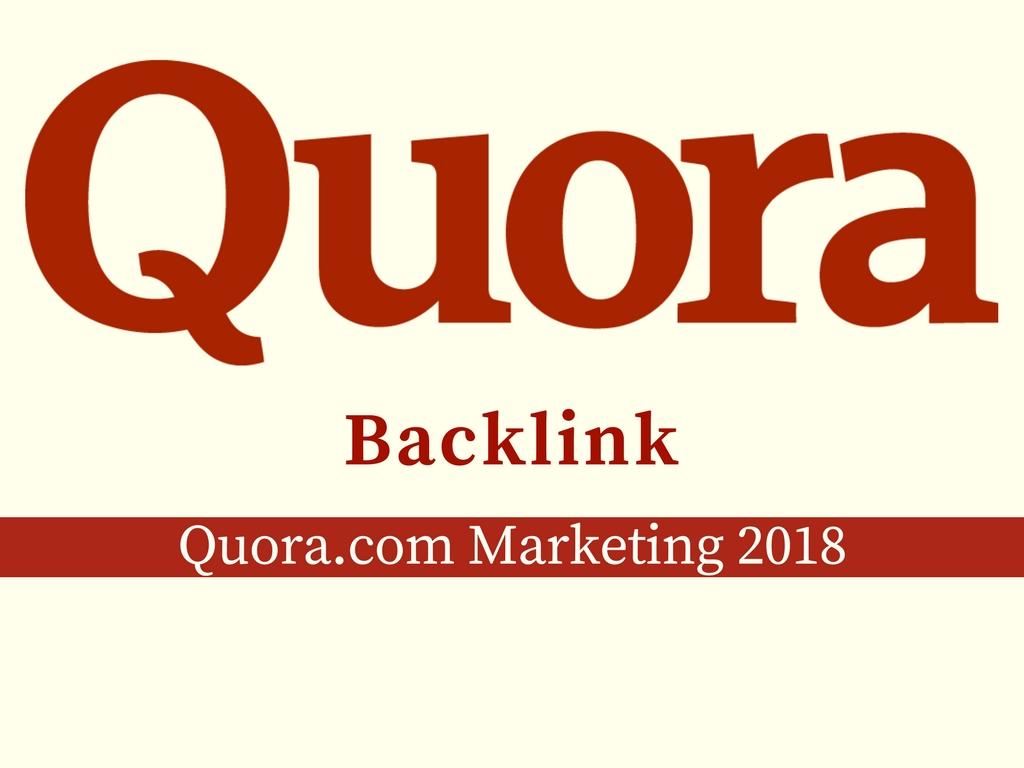 5 contextual quora backlinks via article blog marketing service
