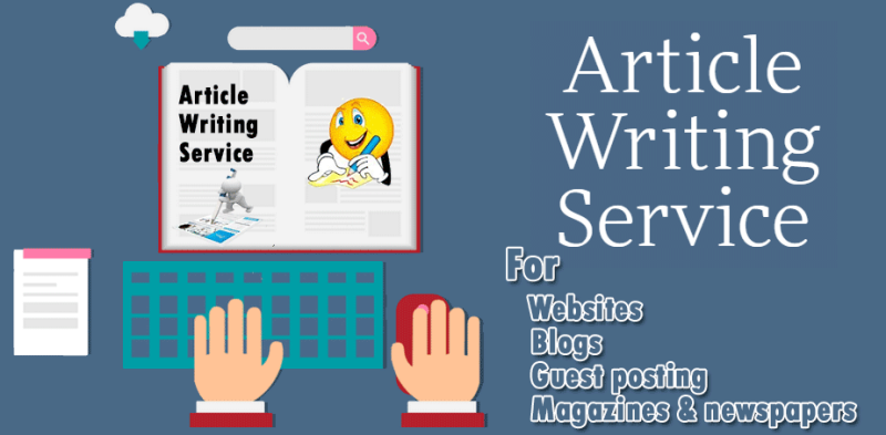 SEO Friendly Article Writing,  General Content Writing And Blog Writing
