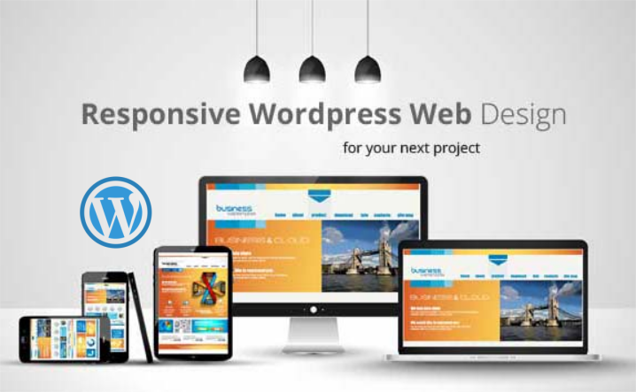 Develop a WordPress Website  with SEO setup
