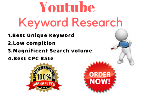 The Best Youtube Keyword Research