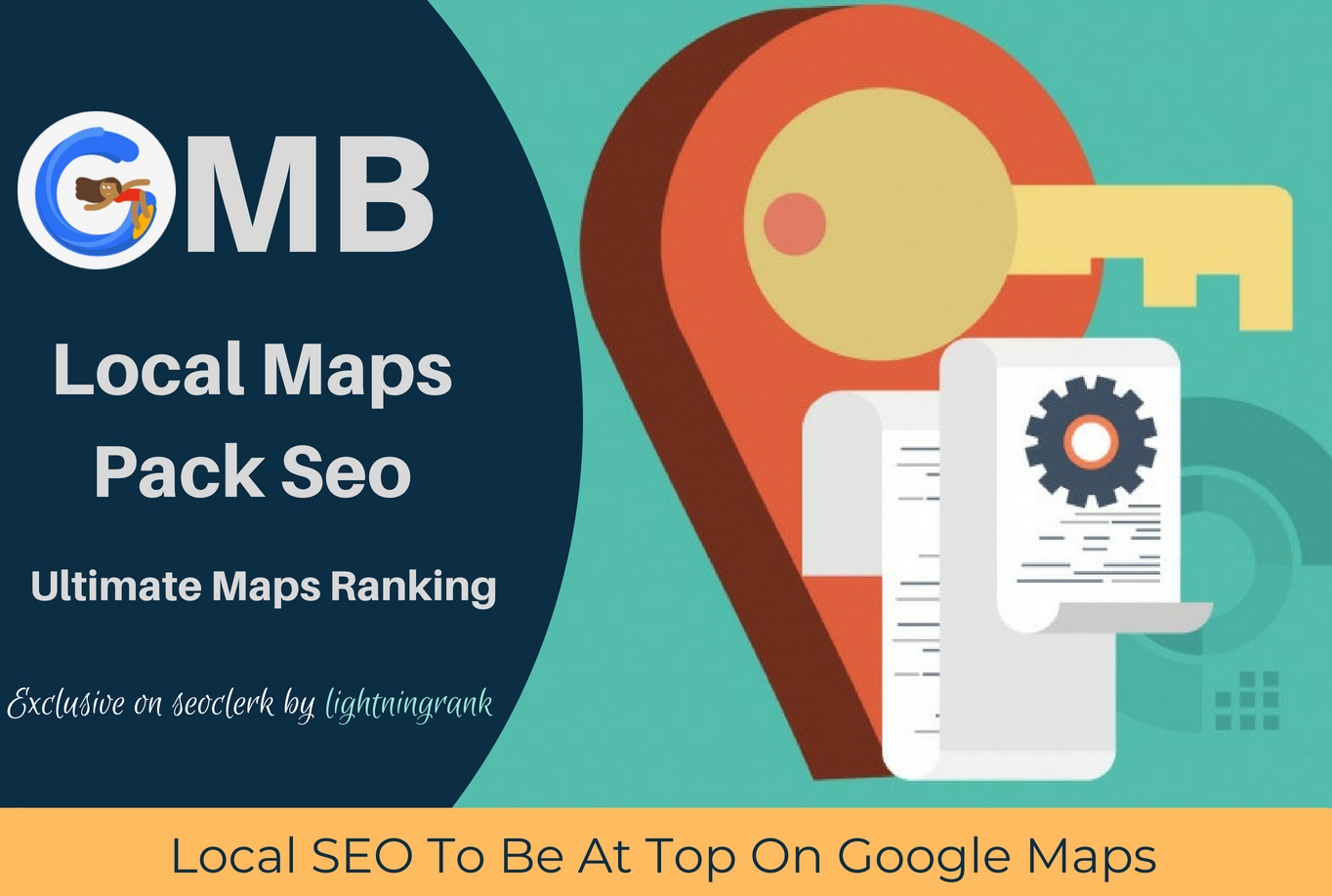 Gmb Local Maps Pack SEO Stacking,  Google Maps Ranking